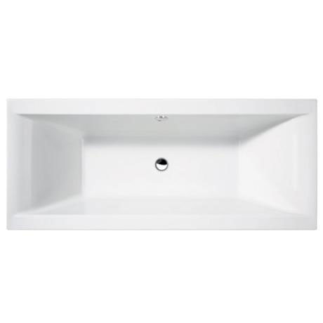 Asselby Square Double Ended Acrylic Bath