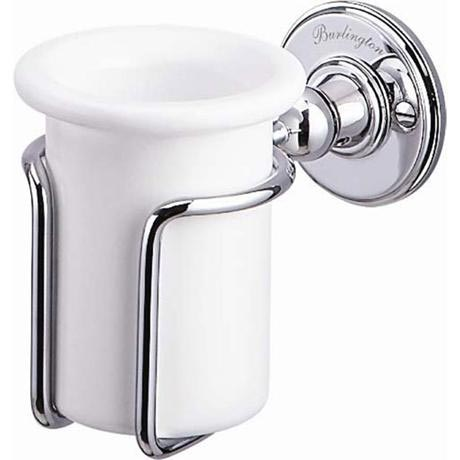 Burlington Chrome Tumbler Holder - A2CHR