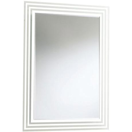 Cavalli Mirror With Etched Border At Victorian Plumbing Uk