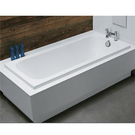 Constance 1700 x 750 acrylic bath tub with support frame for Chatsworth bathroom faucet parts
