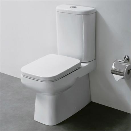 Constance Ceramic Close Coupled Btw Toilet With Soft Close