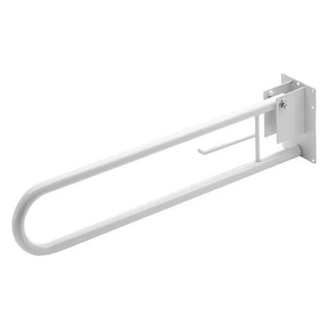 Croydex White Fold Down Bathroom Support Bar