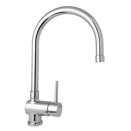 Deva - Stick Mono Kitchen Sink Mixer with Pull Out Rinser - STICK104