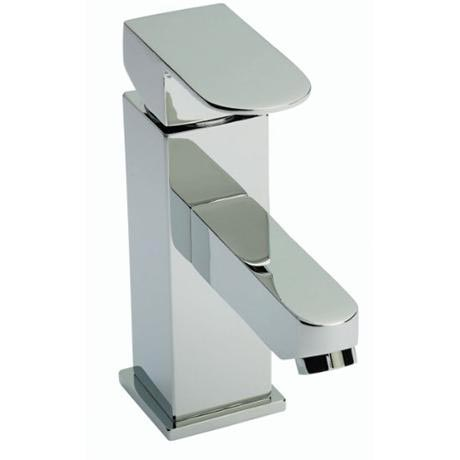 Ultra Embrace Single Lever Mono Basin Mixer - Chrome - EMB305