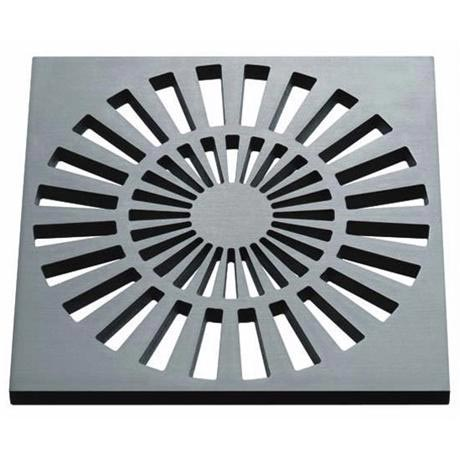 Geberit - Shower Grating - Architectural Radial
