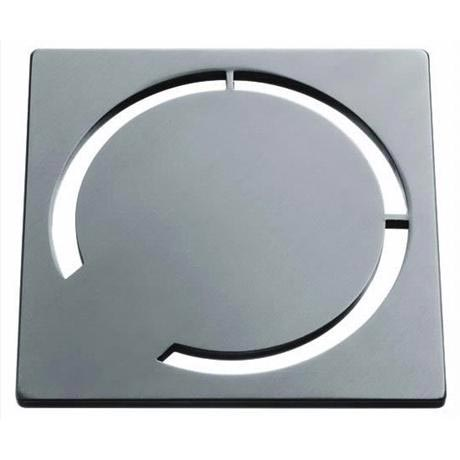 Geberit - Shower Grating - Puristic Circle