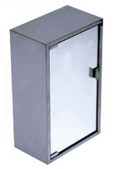 stainless steel bathroom cabinets uk stainless steel large bathroom cabinet at 24261