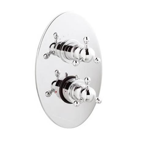 Monet Twin Shower Valve with Built-in Diverter