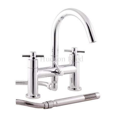 Designer Kristal Bath Shower Mixer