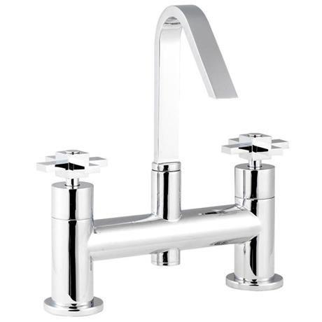 Minimalist Mantra Swivel Spout Bath Filler - MIN313-MAN399