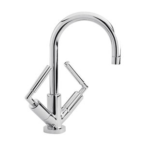Contemporary Kitchen Sink Mixer - PK341