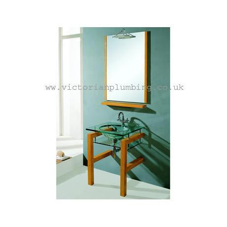 Plymouth wash basin and bathroom mirror package at for Wash basin mirror price