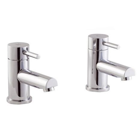 Minimalist Quest Bath Taps - QUE302