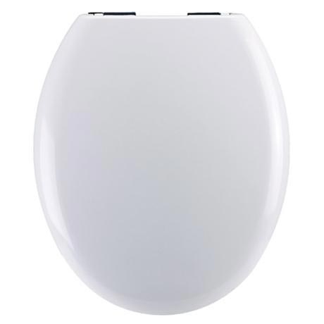 Brilliant Luxury Standard Soft Close Top Fixing Toilet Seat White At Onthecornerstone Fun Painted Chair Ideas Images Onthecornerstoneorg