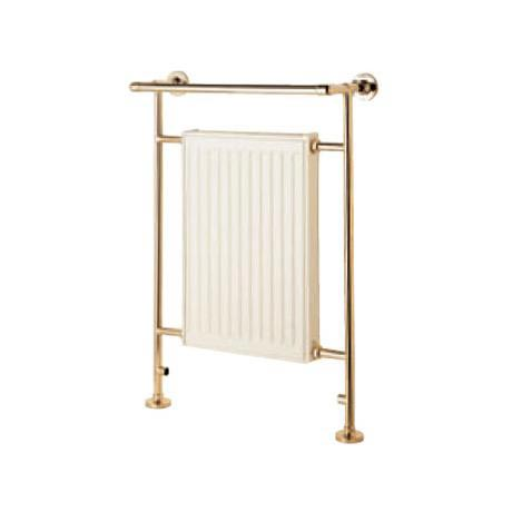 Mere Kinsdale Traditional Radiator/Towel Rail - Gold - 30-5024