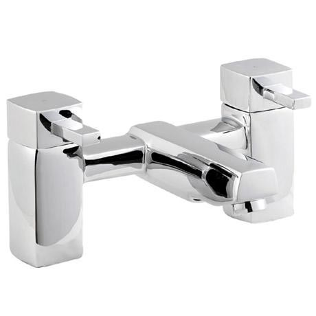 Hudson Reed Muse Bath Filler Tap - Chrome - FJ333