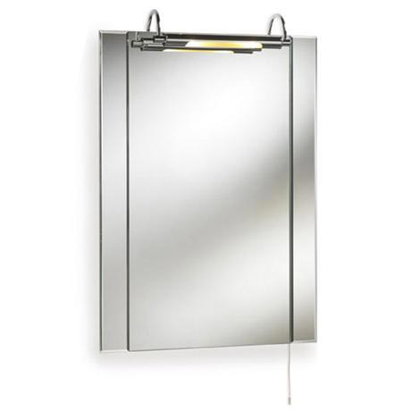 Ultra Pallas Bathroom Mirror with Light - LQ305