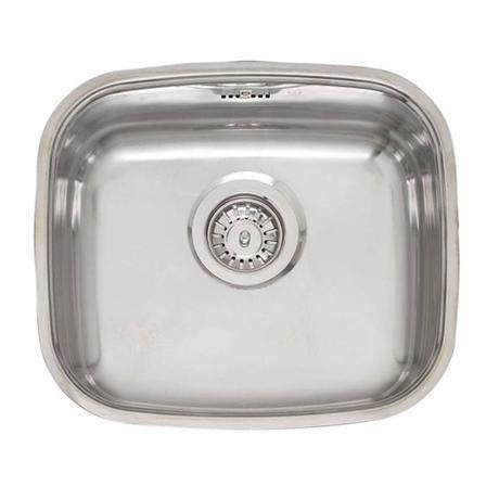 Reginox - Regi Fit 440mm x 380mm Integrated Sink - Stainless Steel - RF301S