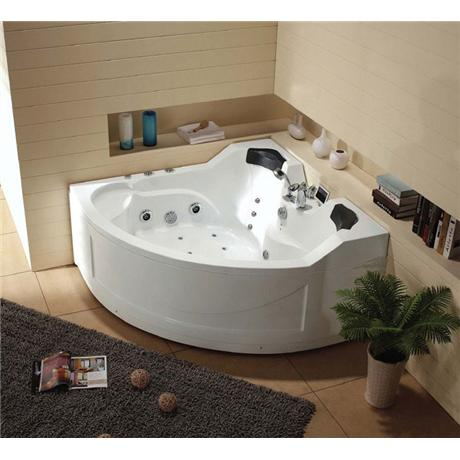 Roma Hydrotherapy Bath Deluxe Model at Victorian Plumbing UK