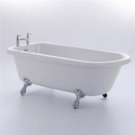 Royce Morgan Lambeth 1665 Luxury Freestanding Bath with Waste