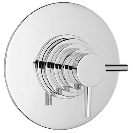 Ultra Spirit Concealed Dual Thermostatic Shower Valve - Chrome - A3095C