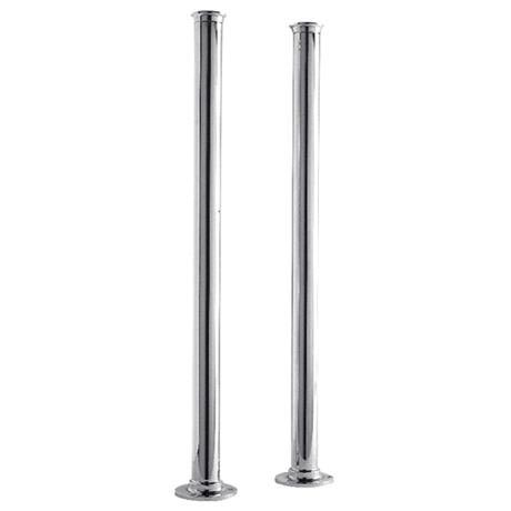 Ultra Freestanding Bath Standpipes - Chrome - DA311