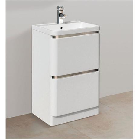 Tc vancouver 500 floorstanding vanity unit victorian for Bathroom vanities under 500