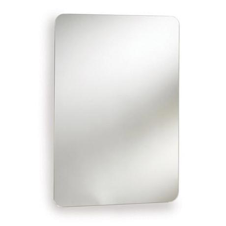 Ultra Image Stainless Steel Mirrored Cabinet with Hinged Door - LQ382
