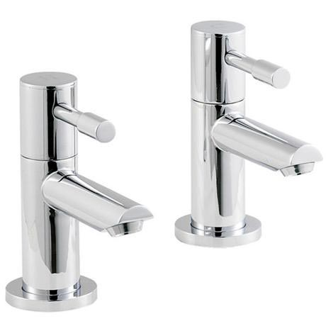 Ultra Series 2 Basin Taps - Chrome - FJ311