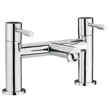 Nuie Series 2 Bath Filler - Chrome - FJ313