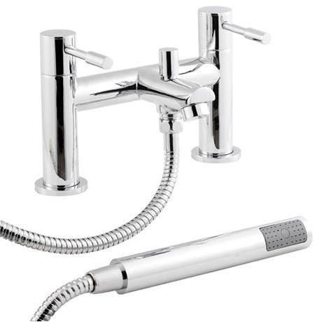 Ultra Series 2 Bath Shower Mixer with Shower Kit - FJ314