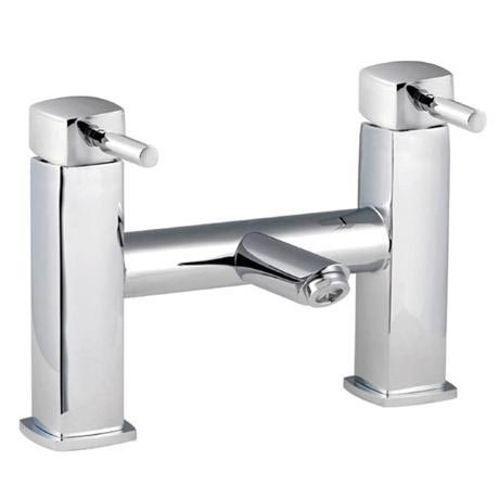 Series C Bath Filler - Chrome - PT353