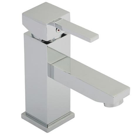 Ultra Series L Mono Basin Mixer Tap Inc. Waste - LTY345