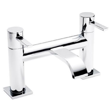 Ultra Series W Bath Filler - Chrome - WTY303