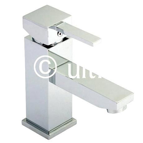 Ultra Volt Mono Basin Mixer - Chrome - VOL305