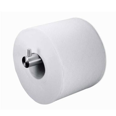 Zack Civio Spare Toilet Roll Holder - Stainless Steel - 40253