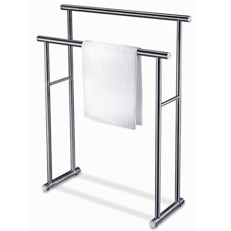Zack Finio Towel Rack - Stainless Steel - 40245