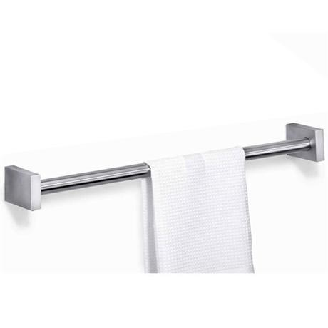 Zack Fresco Large Towel Rail - Stainless Steel - 40194