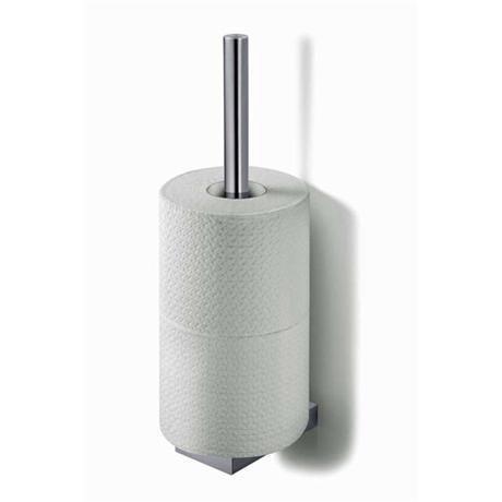 Zack Fresco Spare Toilet Roll Holder - Stainless Steel - 40236