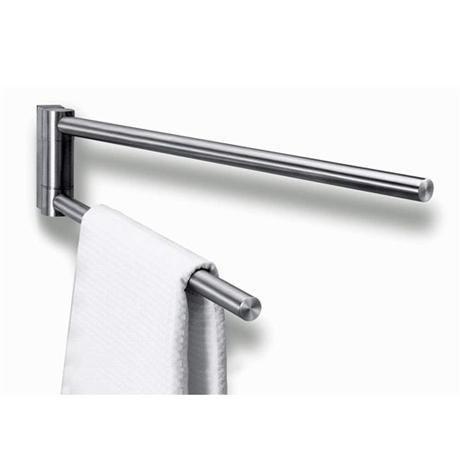 Zack Fresco Swivelling Towel Holder - Stainless Steel - 40199