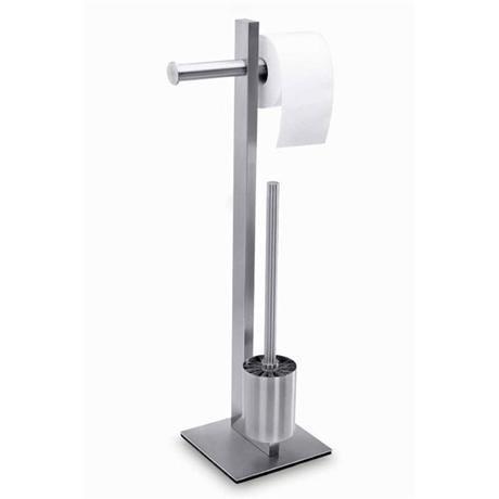 Zack Fresco Toilet Butler - Stainless Steel - 40185