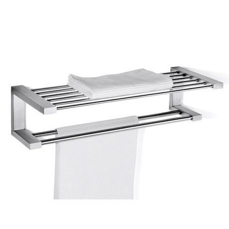 Zack Fresco Towel Shelf - Stainless Steel - 40145