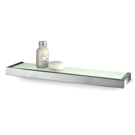 Zack Linea 46 5cm Bathroom Shelf 40384 At Victorian