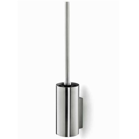 Zack Linea Wall Mounted Toilet Brush - Stainless Steel - 40381