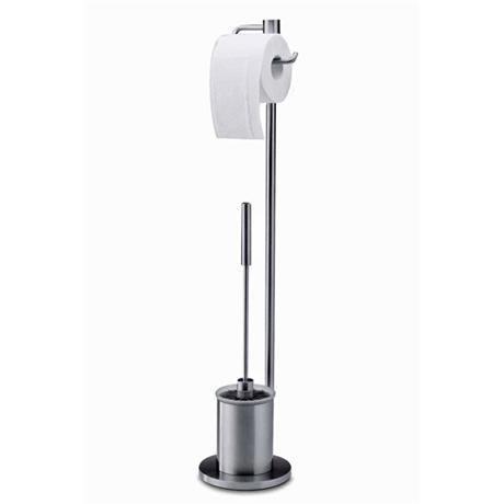 Zack Marino Toilet Butler - Stainless Steel - 40188