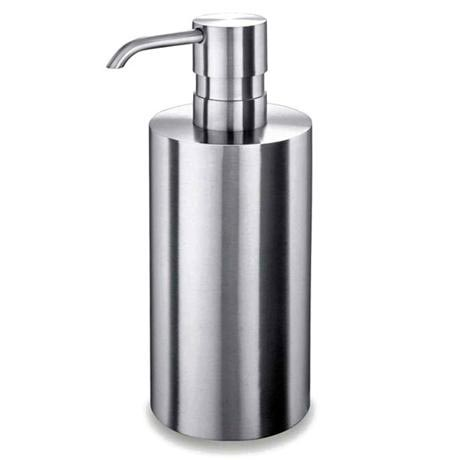 Zack Mobilo Freestanding Soap Dispenser - Stainless Steel - 40226
