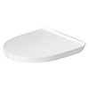Duravit DuraStyle Basic Soft Close Toilet Seat - 0026190000 profile small image view 1