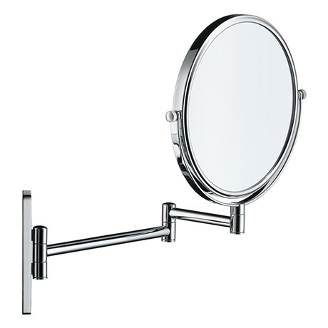 Duravit D-Code Magnifying Cosmetic Mirror - 0099121000