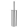 Duravit D-Code Freestanding Toilet Brush - 0099281000 profile small image view 1