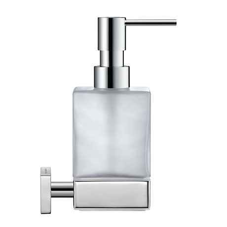Duravit Karree Wall Mounted Soap Dispenser - 0099541000